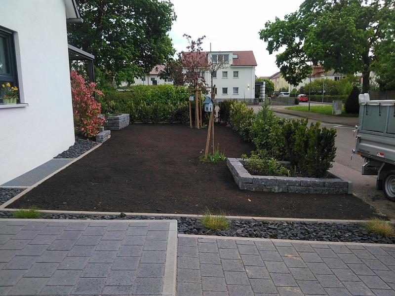 Gartengestaltung in Stuttgart