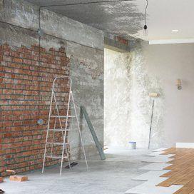 Renovierungsarbeiten
