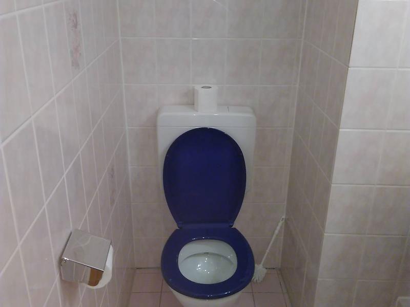 Badezimmer Entkernung vorher